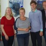 """""""35 Stunden"""" sprach mit Schulministerin Löhrmann"""